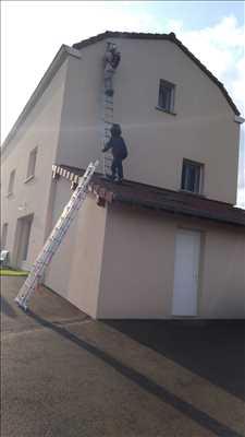Exemple désinsectiseur n°265 zone Saône et Loire par Olivier